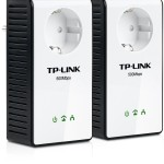 TP-Link Gigabit TL-PA551KIT Powerline-Netzwerkadapter